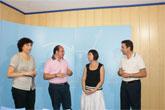El Ayuntamiento de Puerto Lumbreras y la Asociación de personas Discapacitadas ADICA firman un nuevo convenio de colaboración
