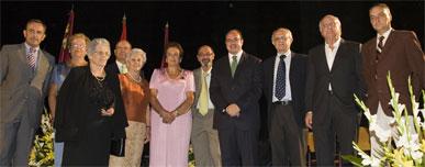 Más de 2.000 lumbrerenses asistieron al Acto Conmemorativo, conciertos y presentación del Himno Oficial de Puerto Lumbreras en el Día de la Independencia