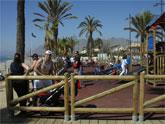 La playa infantil, escenario perfecto para el disfrute de los m�s pequeños