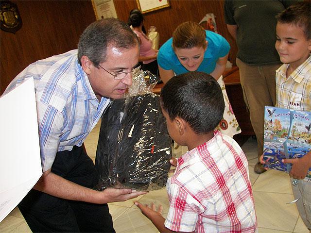 Recepción municicpal de niños saharauis - 2, Foto 2