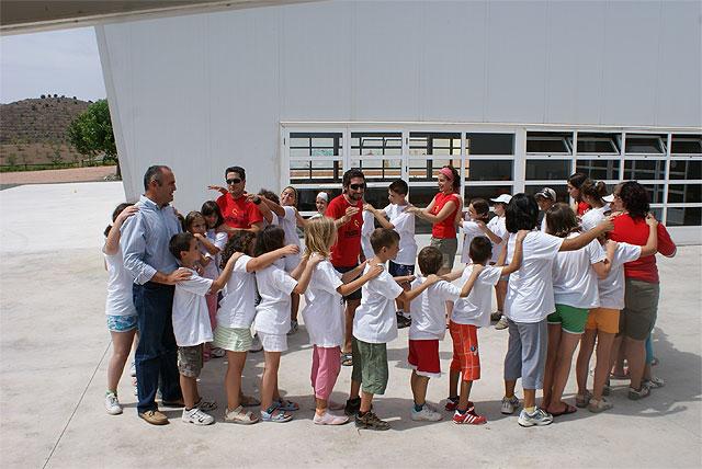 """36 jóvenes realizan un campamento de verano en el Albergue Juvenil """"Cabezo de la Jara"""" - 1, Foto 1"""