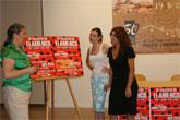 La concejal de Cultura y Riá Pitá presentan el IX Festival de Flamenco