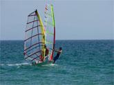 Este fin de semana se celebra el 'Mazarr�n Festival Windsurf'