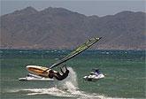 'Mazarr�n Festival Windsurf' supera las expectativas