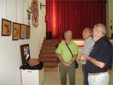 La concejalía de Turismo lleva a Santiago de la Ribera la exposición del Gremio Regional de Artesanos sobre Salzillo