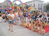 El próximo lunes 21 de julio dará comienzo la Semana Infantil