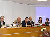 El alcalde de Molina de Segura ha asistido hoy a los actos de clausura de dos de los cursos de la Universidad del Mar impartidos en Molina de Segura.