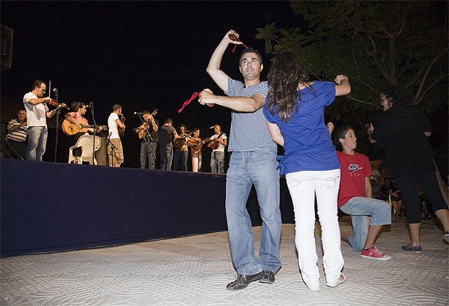 Festival de Cuadrillas para conmemorar el Cincuentenario - 1, Foto 1