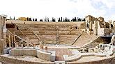 Cerca de 10.800 personas han visitado ya el Teatro Romano