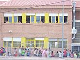 """El Ayuntamiento contrata las obras para la construcción de un almacén en el Colegio Público """"San José"""""""