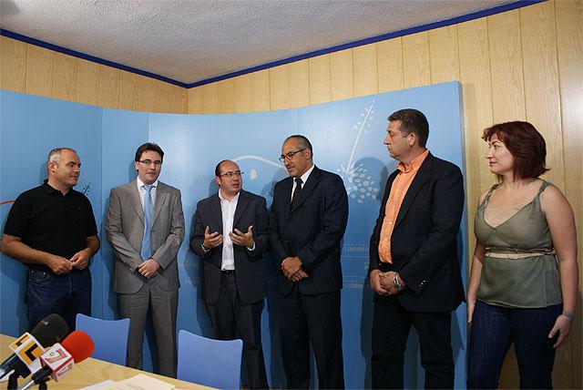 El Ayuntamiento y la Fundación Unicaja firman un convenio para el apoyo/patrocinio de actuaciones sociales, culturales y deportivas - 1, Foto 1