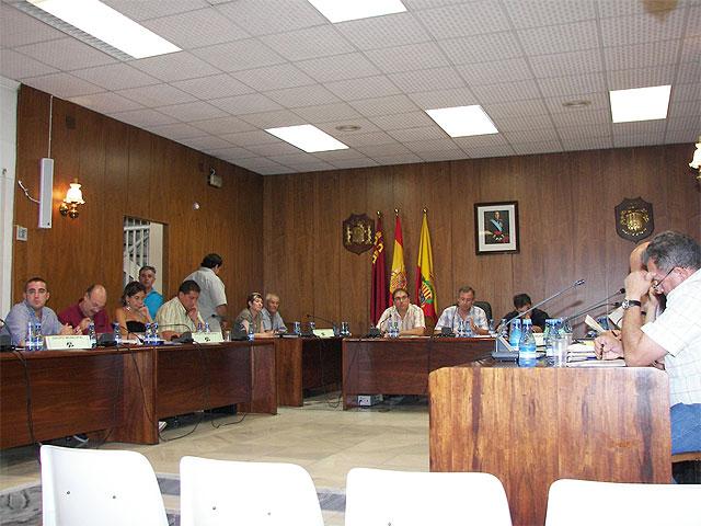 El pleno acuerda incluir a la plantilla municipal en los Presupuestos de 2008 - 1, Foto 1