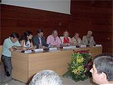 La concejal de Sanidad asiste a la entrega del Premio nacional de Investigación Diego Manzano