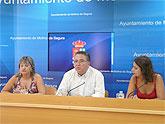 El Ayuntamiento de Molina de Segura ha firmado hoy un convenio con el Instituto de la Juventud de la Región de Murcia