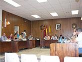 El pleno acuerda incluir a la plantilla municipal en los Presupuestos de 2008