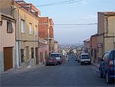 Obras de sustitucion de aceras y servicios generales en las calles San Francisco de Asís,  Virgen del Castillo, Ródenas y Bolivia