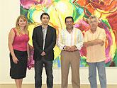 'La gran fiesta del arte' se instala en Mazarr�n