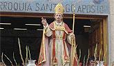 Mañana viernes 25 de julio es día festivo en el municipio de San Javier con motivo de la festividad de Santiago Apóstol, y día grande de las fiestas patronales de Santiago de la Ribera