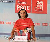 El concejal socialista Martínez Usero asegura que 'Valverde declarará en calidad de imputado por el caso Tótem el próximo 29 de julio'