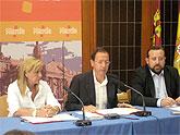 El Alcalde entrega los terrenos para la futura Escuela Regional de Policías Locales