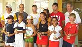 Finaliza en el Club Tenis Totana el circuito Super-Olé de tenis