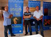 Global Nature lleva su exposición sobre el Caballito de mar a Santiago de la Ribera
