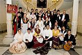 El grupo folklórico de La Palma en el Festival Internacional de Arrecife