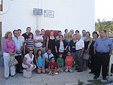Santiago de la Ribera rinde homenaje a Bartolomé Paños y le dedica una calle