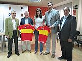Torre Pacheco acoge el Campeonato de España de Ciclismo en Pista Cadete