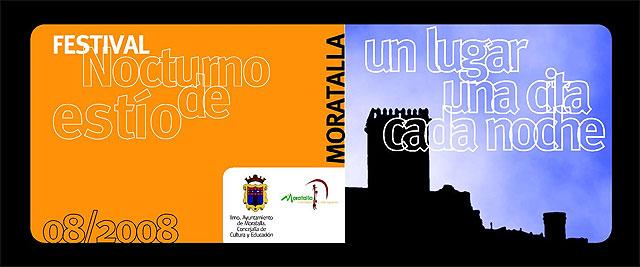 Festival nocturno de estío 2008 - 1, Foto 1