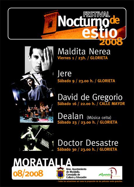 Festival nocturno de estío 2008 - 3, Foto 3