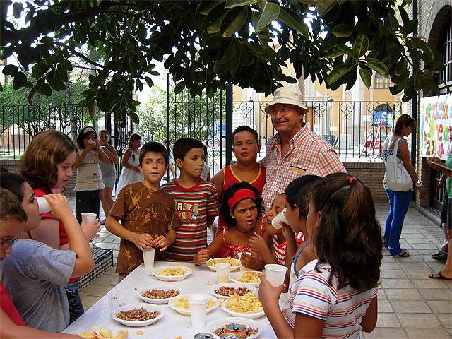 Se clausuró la Escuela de Verano 2008 - 1, Foto 1