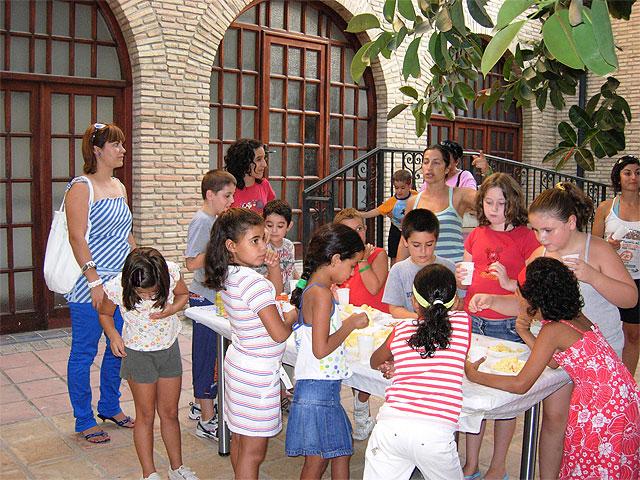 Se clausuró la Escuela de Verano 2008 - 2, Foto 2