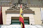 El alcalde declara tres días de luto oficial en el municipio por el fallecimiento del cabo de la Polícia Local Alfonso Murcia Rodríguez en un acto de servicio
