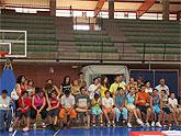 El Concejal de Deportes de Molina de Segura ha asistido hoy a los actos de clausura del programa MULTIDEPORTE.