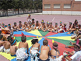 'Circo, disfraces y playa' para los m�s pequeños