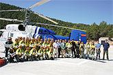 Desarrollo Sostenible alerta del alto riesgo de incendio forestal durante el mes de agosto