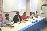"""Cerdá afirma que """"los pescadores son los primeros defensores del medio ambiente marino"""""""