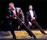 """Ur Teatro retoma a Shakespeare con una de sus obras tempranas menos conocidas, """"Dos caballeros de Verona"""", una historia de amistad y traición"""