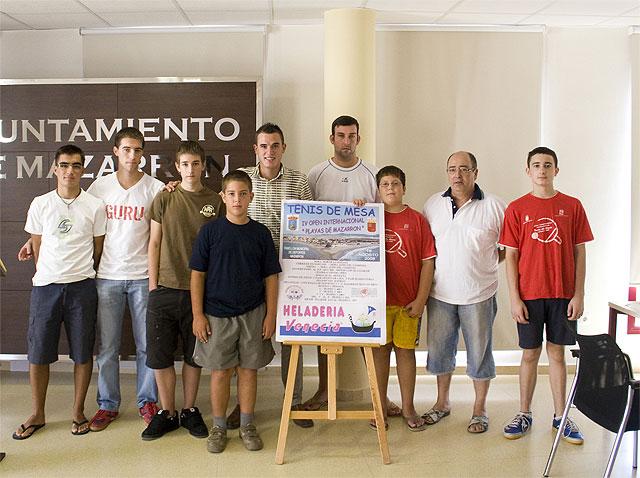 'IV Open Internacional de Tenis de Mesa' - 1, Foto 1