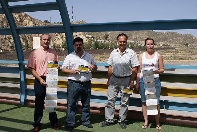 El Ayuntamiento presenta la guía de Senderos de Puerto Lumbreras - 1, Foto 1