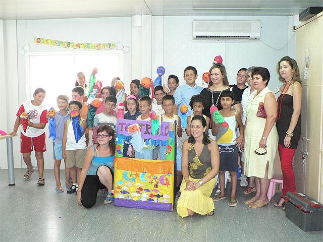 Clausuradas las Escuelas de Verano del mes de julio, Foto 1