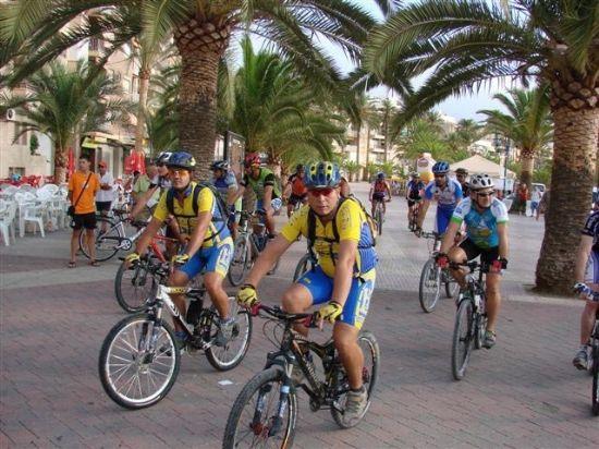 XIII Marcha Mountain Bike Bahía de Mazarrón, Foto 1