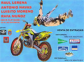 San Javier acogerá un espectáculo de Motocross Freestyle el 30 de agosto con la participación de los mejores pilotos nacionales