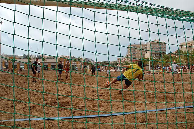'24 horas fútbol playa', Foto 1