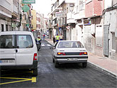 La calle Ramón y Cajal abierta de nuevo al tráfico