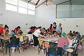 Los concejales de Juventud, Educación y Política Social visitan a los alumnos de la Escuela de Verano