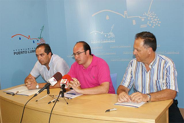 Ayuntamiento, Aseplu y Entidad de Conservación del Polígono Industrial firman un convenio para la promoción empresarial, comercial y turística del municipio - 1, Foto 1