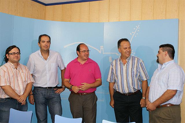Ayuntamiento, Aseplu y Entidad de Conservación del Polígono Industrial firman un convenio para la promoción empresarial, comercial y turística del municipio - 2, Foto 2