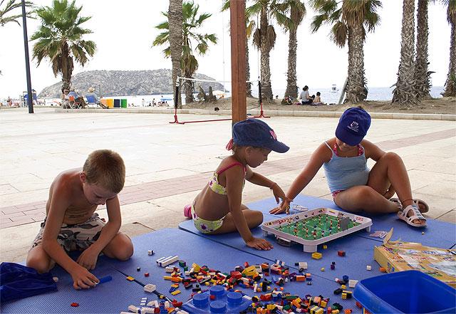 Los juegos potencian la actividad de los más pequeños, Foto 1